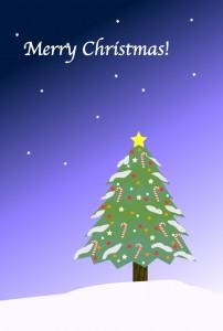 クリスマスツリー1(JPEG)